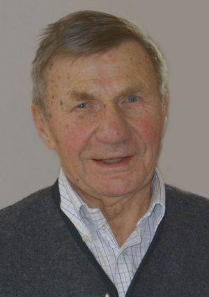 Portrait von Alfred Albrecht
