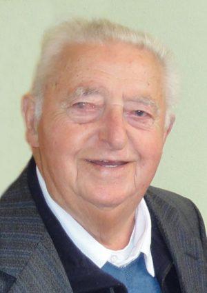 Portrait von Johann Gratz