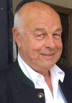 Portrait von Walter Hoheneder