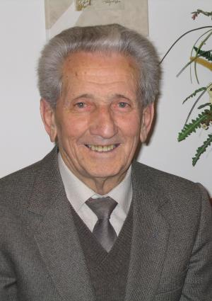 Portrait von Leopold Seidl