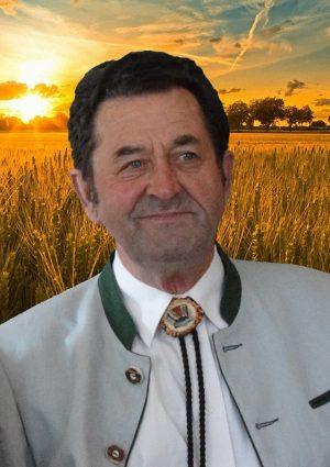 Portrait von Adolf Leitner