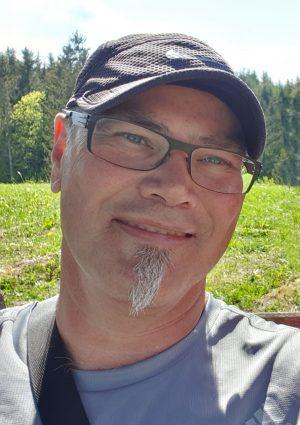 Portrait von Christian Harrer
