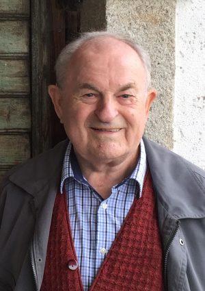 Portrait von Karl Hochreiter