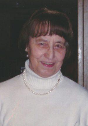 Portrait von Augustine Puritscher