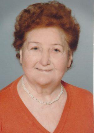 Portrait von Berta Weingärtner