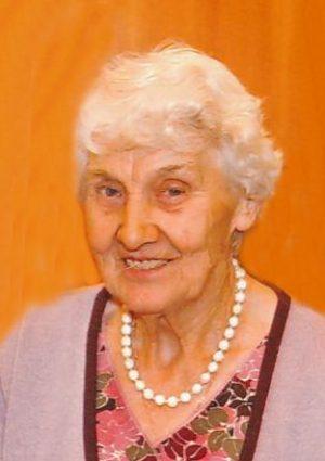 Portrait von Leopoldine Deil