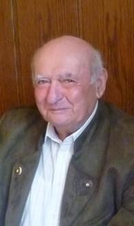 Portrait von Franz Leipold