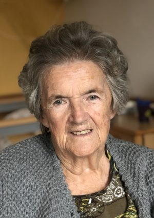 Portrait von Josefine Schwarzberger