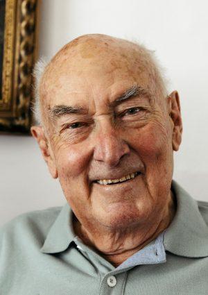 Portrait von Josef Fischer