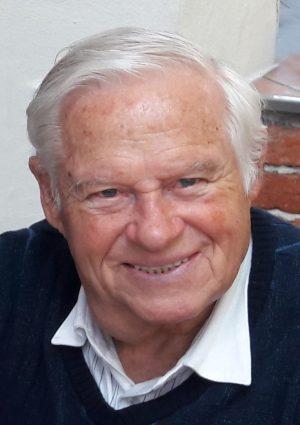 Portrait von Kurt Freund