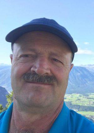 Portrait von Heinz Hoffelner
