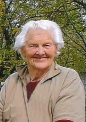 Portrait von Bertha Eichhorn