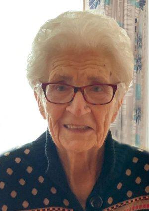 Portrait von Maria Giener