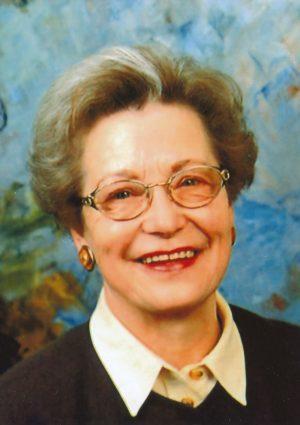 Portrait von Angela Pisko