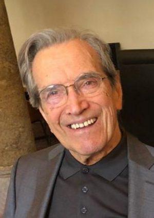 Portrait von Prälat Prof. OStR.  P. Gabriel Wilhelm Weinberger OCist