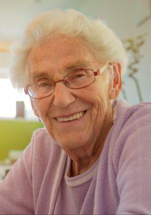 Portrait von Friederike Blankenauer