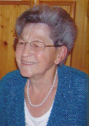 Portrait von Maria Leitner