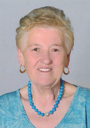 Portrait von Margarethe Hangl