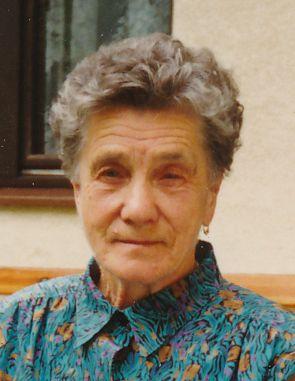 Portrait von Maria Pfleger