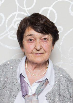 Portrait von Margarete Kirchmayr