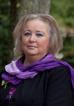 Portrait von Ulrike Datscher