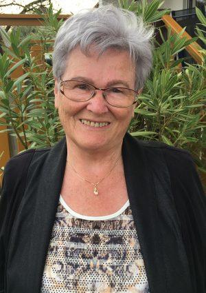 Portrait von Anneliese Haderer
