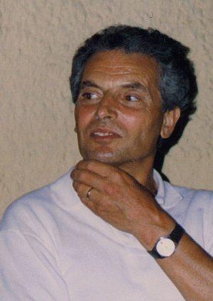 Portrait von Dipl. -Ing. Hansheinz Rammer