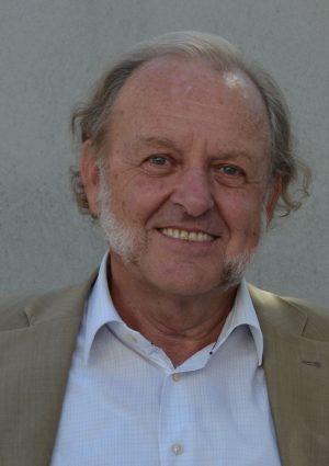 Portrait von Karl Schwarzberger