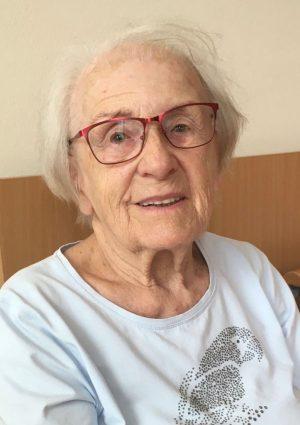 Portrait von Eugenie Granner
