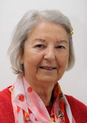 Portrait von Angela Vorderwinkler