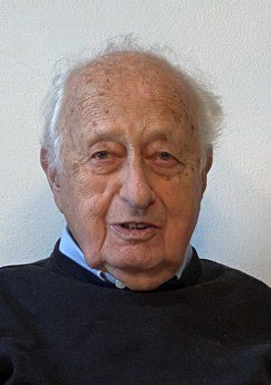 Portrait von Friedrich Hofbauer