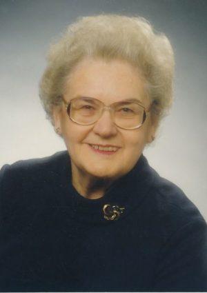 Portrait von Maria Schimpl