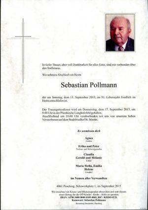 Portrait von Sebastian Pollmann