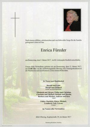 Portrait von Enrica Füreder