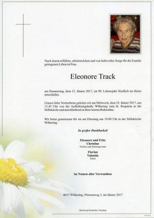 Portrait von Eleonore Track